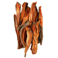 Uncle Ulrick's Jerky Strips - Sweet Potato Strips