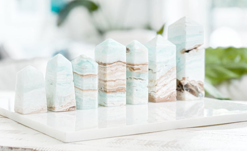 Caribbean Calcite | Towers