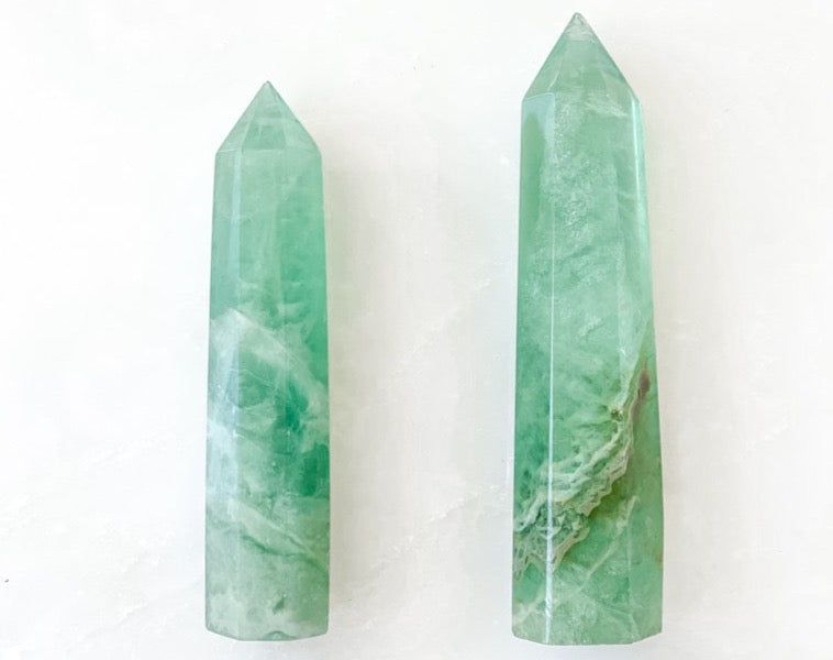 Green Fluorite | Tower Point