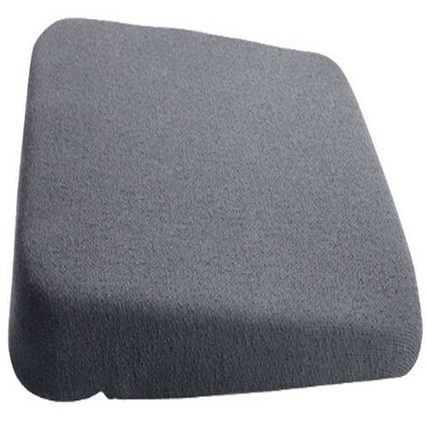 Wedge Cushion - Ergo Wedge Visco Foam Seat Cushion With Tailbone Cutout