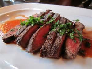 Grilled Flat Iron Steak Bearnaise - Friday, July 14 - 6pm