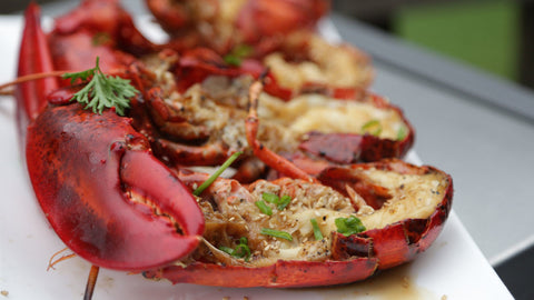 Grilled Main Lobster - Friday, July 7 - 6pm