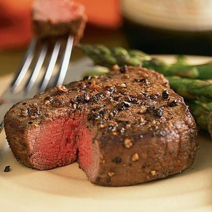 Pepper Crusted Filet Mignon - Saturday, July 22 - 6pm