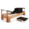 Private Pilates™ Premium Wood Reformer Bundle