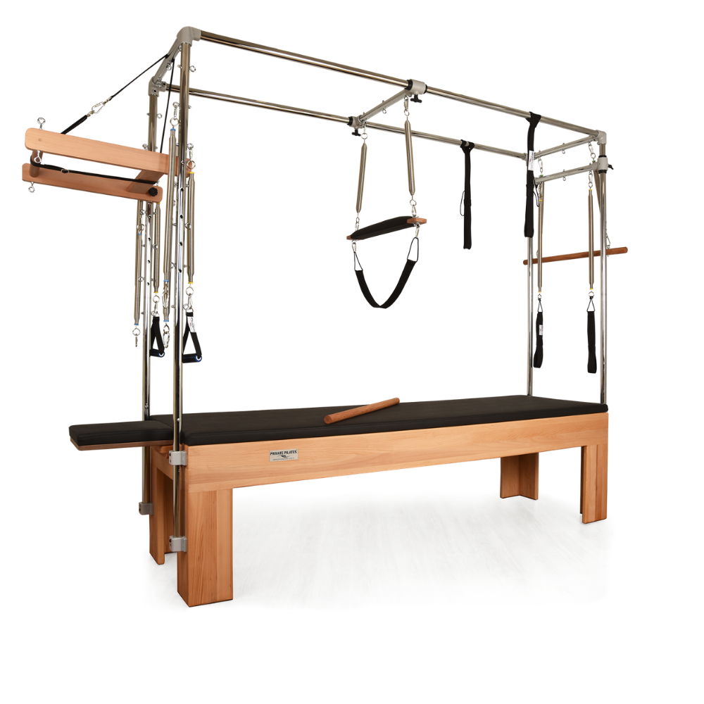 Private Pilates™ Premium Wood Cadillac Trapeze Table