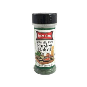 SPICE TIME PARSLEY FLAKES 0.5 OZ