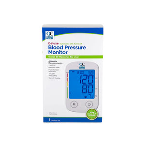 BLOOD PRESSURE AUTOMATIC ARM DELUXE