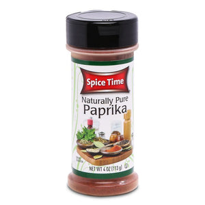 SPICE TIME PAPRIKA 4 OZ