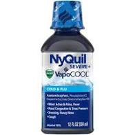 VICKS NYQUIL SEVERE COLD & FLU VAPOCOOL 12 FL