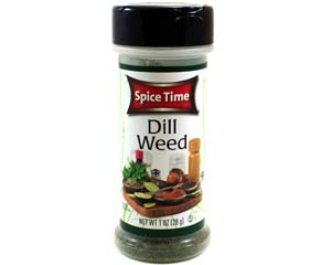 SPICE TIME DILL WEED 1 OZ
