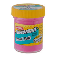 BERKLEY POWERBAIT TROUT PINK