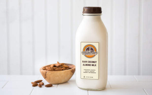 <b>One Time Delivery:</b> <b>32 oz.</b> Raw Coconut Almond Milk