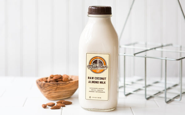 <b>Monthly Packages:</b> Raw Coconut Almond Milk