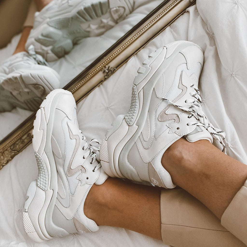 Ash sneakers off white