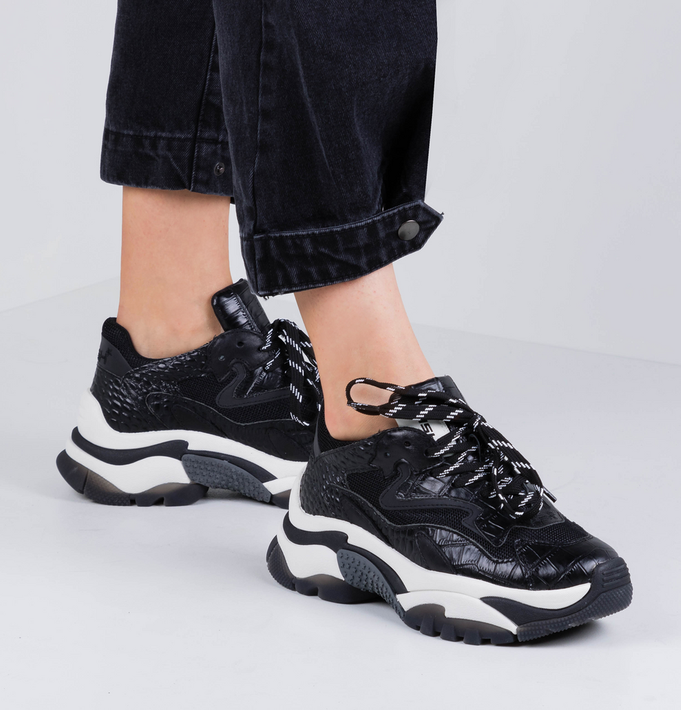 Ash sneakers black/ white