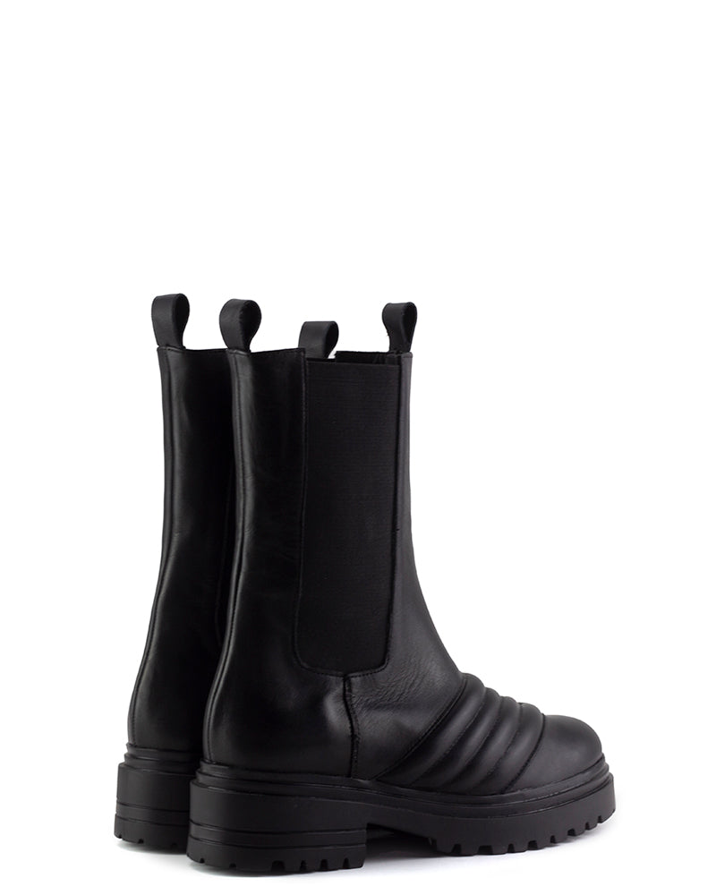 Deabused biker boots - 61