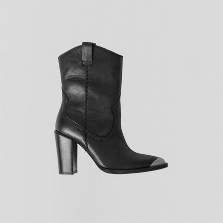 Bronx boots low metal toe