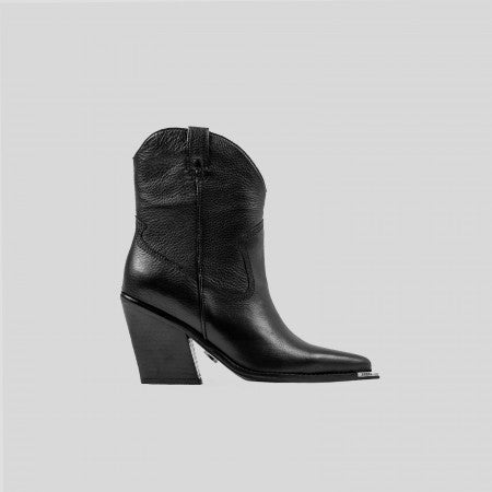 Bronx New Kole Metal Toe - black