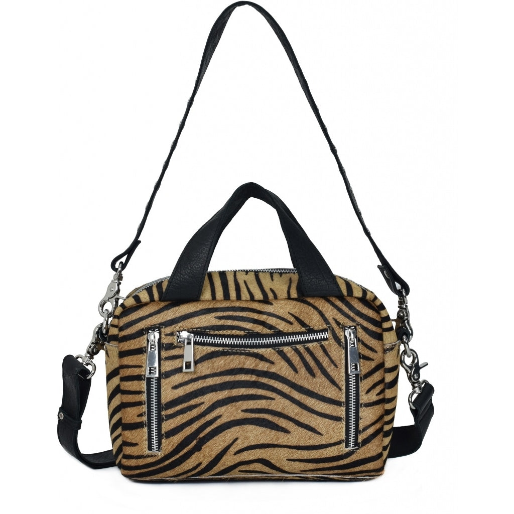 Nunoo Donna Hair On - Brown Zebra