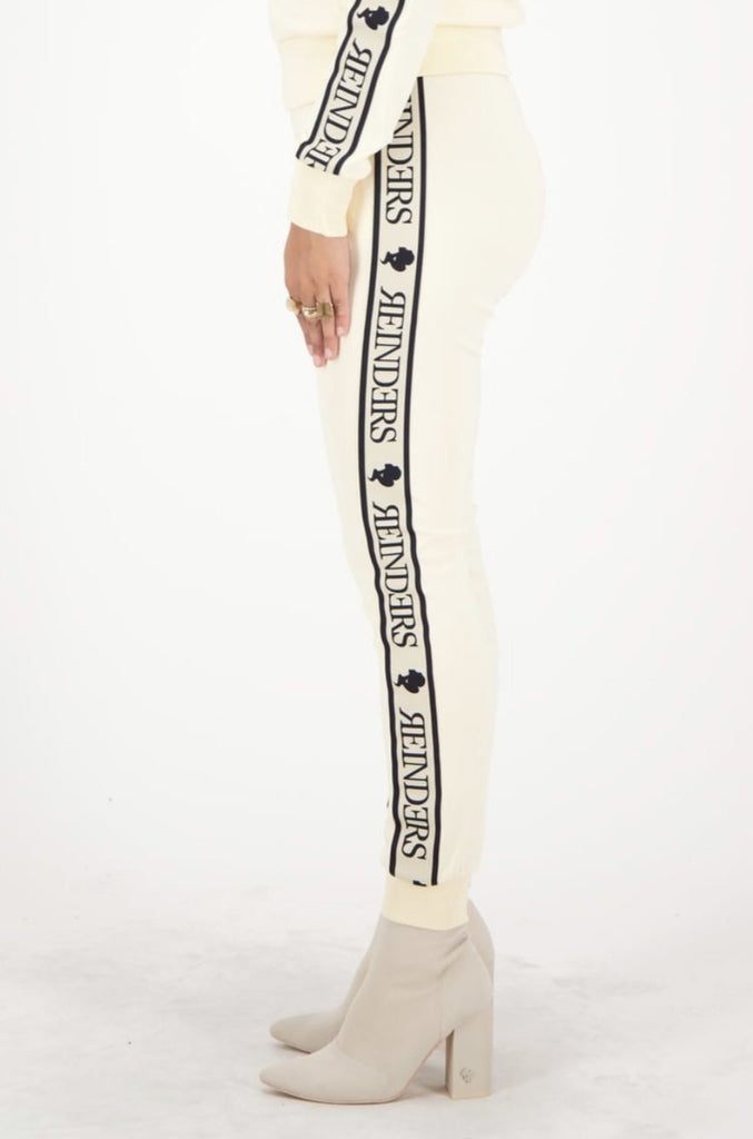 Tracking Pants Stretch - creme