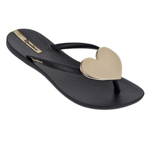 Wave Heart Flip Flop by Ipanema