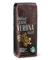 Starbucks Decaf Caffe Verona (Whole Bean)