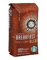 Starbucks Breakfast Blend (Whole Bean)