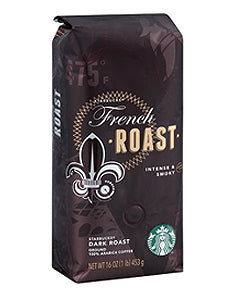 Starbucks French Roast (Ground)