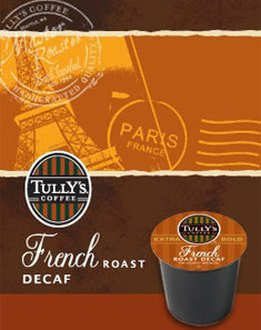 Tully's French Roast Decaf