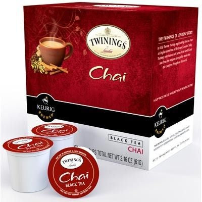 Twinings: Chai Tea (K-Cup)