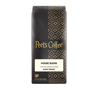 Peets, House Blend (Bulk Ground)