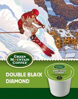 GMCR Double Black Diamond