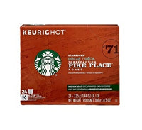 Starbucks Pike Place Decaf