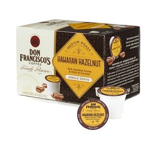 Don Francisco Hawaiian Hazelnut