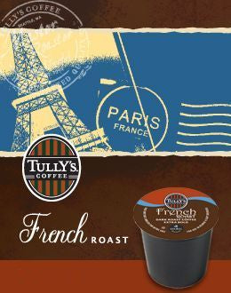 Tully's French Roast Bold