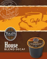 Tully's House Blend Decaf