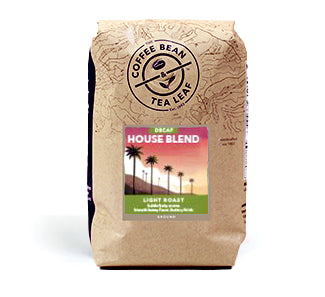 CBTL Coffee, Decaf House Blend (Bulk Grd)