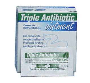 Tri-Antibiotic Ointment