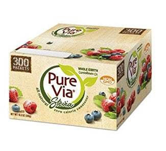 Pure Via: Stevia Natural Sweetener
