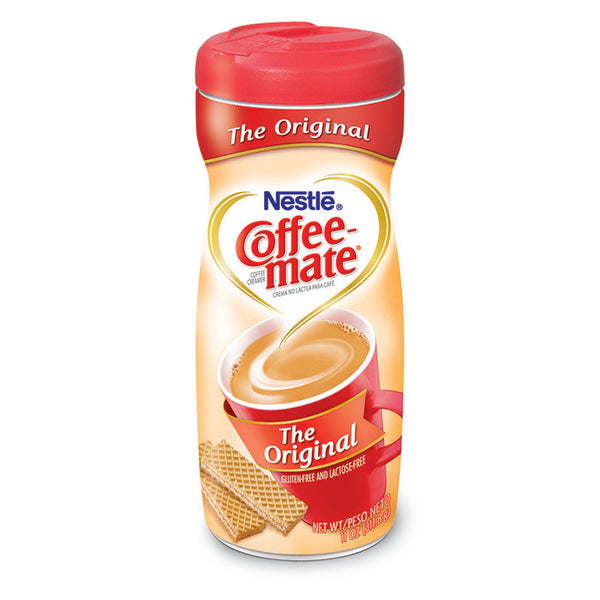 Coffeemate Powdered Creamer, Canister