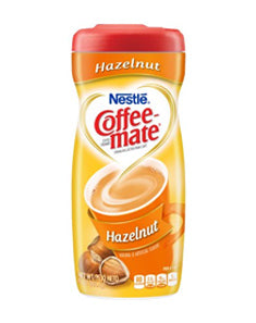 Coffeemate Hazelnut Powdered Creamer