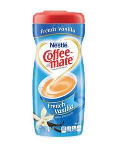 Coffeemate French Vanilla Powdered Creamer
