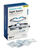 Lens Wipes -Sight Savers (100)