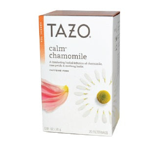 Tazo Calm Herbal Tea