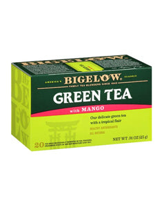 Bigelow Green Tea with Mango
