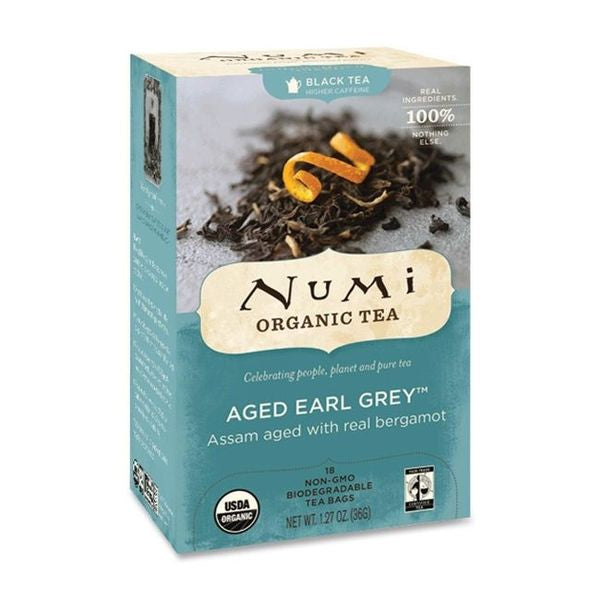 Numi Tea Aged Earl Grey Tea