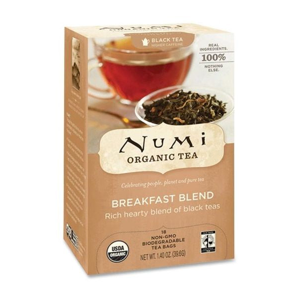 Numi Tea Breakfast Blend Tea