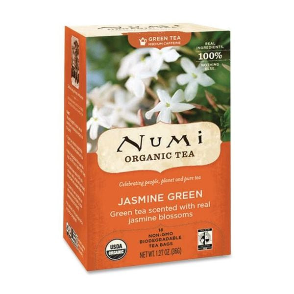 Numi Tea Jasmine Green Tea