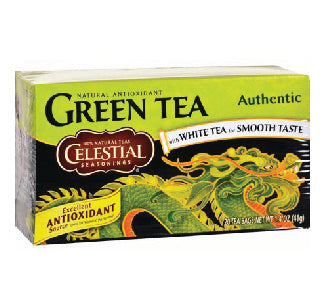 Celestial: Authentic Green Tea