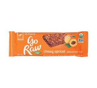 Go Raw: Apricot Sprouted Bar